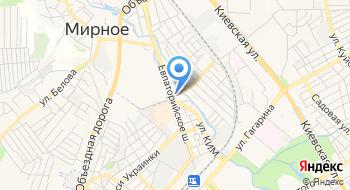 Крым БТИ на карте