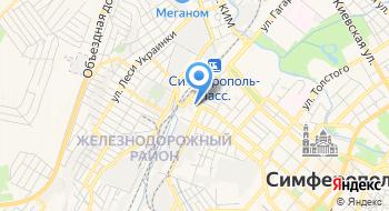 Эко Фасад Крым на карте