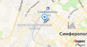 Арома Крым на карте