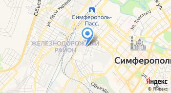 Холодильное оборудование Apex-Крым на карте