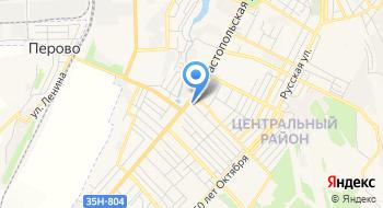 Cvetokus.ru на карте