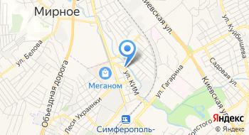 Мотосалон Техноспорт-Крым на карте