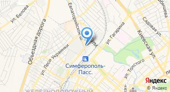 Автосервис Крым Авто Дом на карте