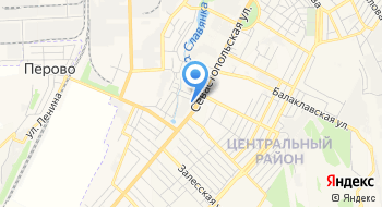 Сауна Русский уют на карте
