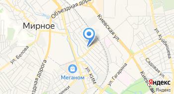 Крымский институт Межрегиональной академии управления персоналом на карте