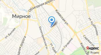 Филиал Крым БТИ Сиферопольского района на карте