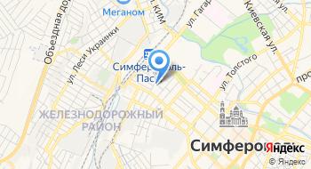 Магазин CrimeanBook на карте