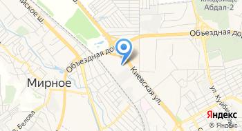 Отделение № 1 МРЭО ГИБДД МВД по Республике Крым на карте