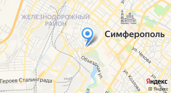 Крымский Республиканский центр развития Нейрон на карте