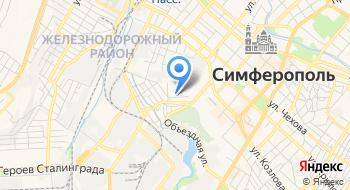 Агентство недвижимости КрымФонд на карте
