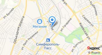 Автосервис на Ким на карте