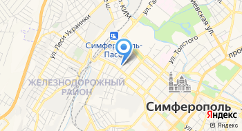 Городская служба эвакуации на карте