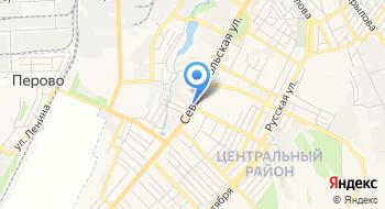 Прораб-Крым филиал г. Симферополь на карте