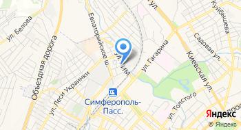Отдел по Конвоированию Управления Федеральной Службы Исполнения Наказаний по Республике Крым и г. Севастополю на карте