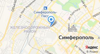 УФК по Республике Крым, отделение №15 на карте