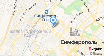 Катран-Крым на карте