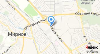 Газета Новый Крым на карте