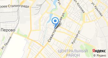 Пиро-шоу-Крым на карте