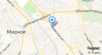 Федеральное государственное бюджетное учреждение науки Научно-исследовательский институт сельского хозяйства Крыма на карте