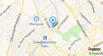 Крым Наш на карте