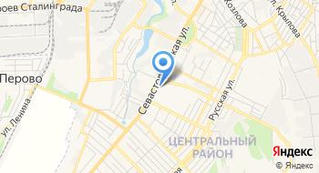 000 Крымский Стиль на карте