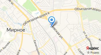 Эвакуатор Симферополь на карте