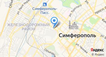 Термо-Крым на карте