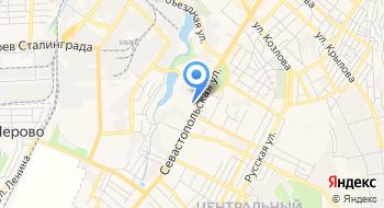 Интернет-магазин Kubanparts.ru на карте