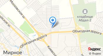 Гидро-Крым на карте