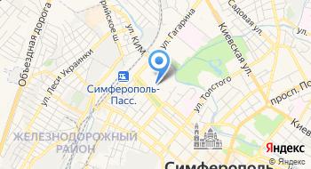 Пейнтбольный клуб Артель на карте