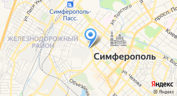 СпортРекорд Симферополь на карте