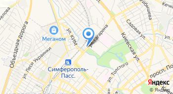Оптима-Крым на карте