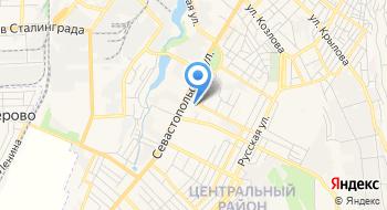 Автотуральянс Трансфер-Крым на карте
