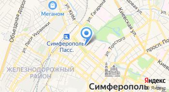 Спорт клуб Источник на карте