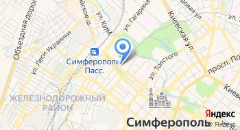 Федерация ушу гунфу и цигун Украины на карте