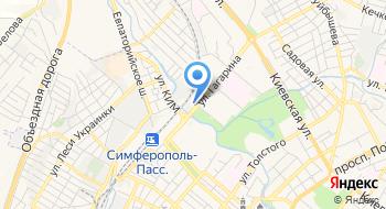Нексофт на карте