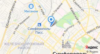 Медицинская академия им. С.И. Георгиевского на карте