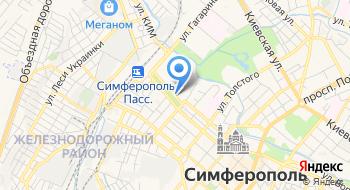Космосервис на карте