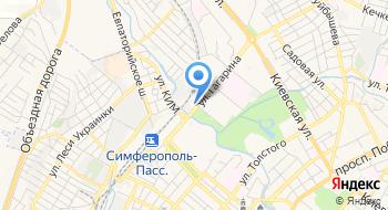 Автошкола Лада на карте