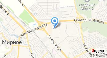 Автошкола Крымавтодрайв на карте
