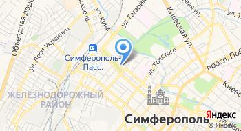 Кий Авиа Крым на карте