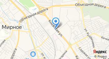 Фреш Крым на карте
