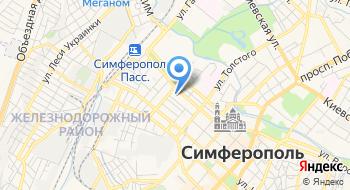Информационно-аналитический центр Поддержки Гас Правосудие на карте