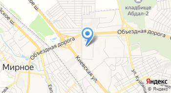 Региональный центр комплексной энергоэффективности Крымского федерального университета имени В.И. Вернадского на карте