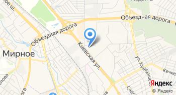 МБОУ Симферопольская академическая гимназия на карте