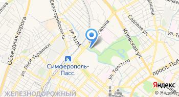 Ресторан Русе на карте
