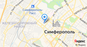 Град-София на карте
