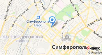 1 Пожарно-спасательный Отряд Федеральной Противопожарной Службы по Республике Крым на карте