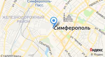 Украинский лизинговый фонд на карте