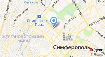 Антикафе СТОЛиЦА на карте